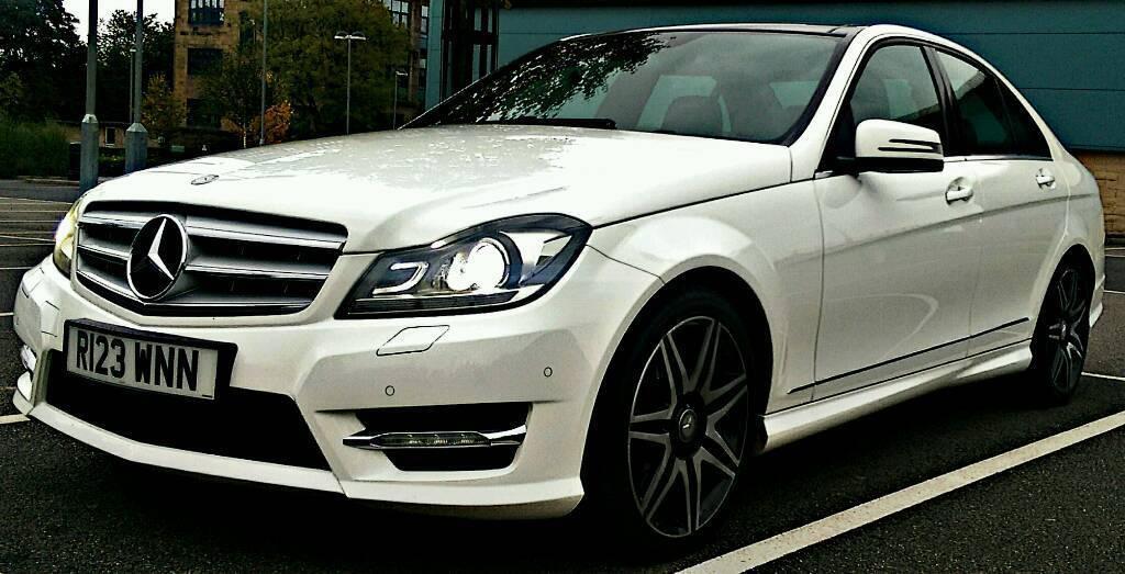 Mercedes C350 cdi AMG sport plus