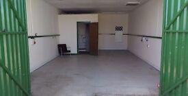 workshop/storage to let. 500 sq. ft.