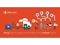 Office 365 For Pc/Mac life time account