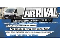 House/Office clearance / Dump Run/ Deliveries in Lisburn/ Belfast