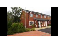 3Bed End Terraced House To Rent Blackpool