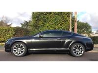 Bentley Continental GT BLACK 2004
