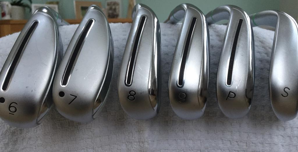 Ladies Taylormade Kalea Iron Set