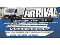 House/Office clearance / Dump Runs/ Deliveries in Greater Belfast