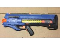 EXCLUSIVE BLUE Nerf Rival MXV-200 Zeus
