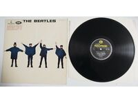 Beatles 'HELP' Album. MONO. First Pressing. Plays perfectly just £18