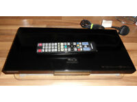 Used fully working Samsung Blu-ray / DVD Player model number bd-c6500 as pictured (Bath Ba2)