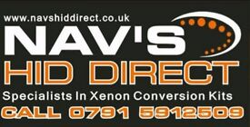 ****HID Xenon Conversion Kit FROM £25****