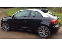 Audi A1 TDI 1.6L Sport hatchback, new tires, new windscreen, recent MOT