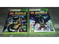 Lego Batman 2 & 3 for Xbox 360