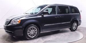 2014 Chrysler Town & Country TOURING L STOW N'GO CUIR ECRAN TACT