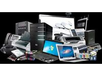 PC & Laptop's Repair, Diagnostic, Cleaning and Refurbishment at the comfort of your home