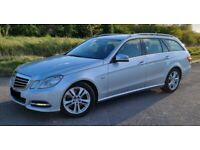 Rare 7 seater, MERCEDES-BENZ E-CLASS ESTATE AVANTGARDE
