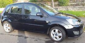 Ford FIESTA 1.4 Zetec Climate TDCI, Manual, 5 doors, Diesel, one owner, low mileage