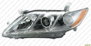 Head Light Driver Side Se Model Usa Built Assembly High Quality Toyota Camry 2007-2009