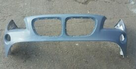Genuine BMW E84 X1 Front Bumper Primed