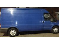 FORD TRANSIT 55 PLATE LONG MOT QUICK SALE NEEDED