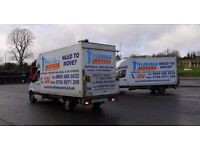 Solihull House Movers, Man with a van hire Solihull, Cheap Movers Solihull from £35 per hour
