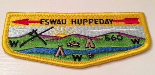 Eswau Huppeday Lodge 560, North Carolina, 1960