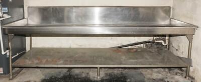 Photo Stainless Steel Darkroom Sink Chemistry Sink Pet Bath Sink Mad Scientist tthc