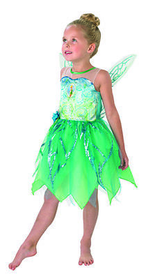 Pixie Tinker Bell Pirate Fairy Kostüm Fee Kleid für Kinder