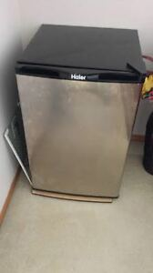 TWO BRAND NEW SMALL HAIER   FRIDGE FOR SALE