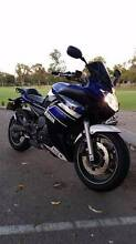 EXCELLENT CONDITION YAMAHA FZ6R 2013 LAMS ROAD BIKE Kwinana Beach Kwinana Area Preview