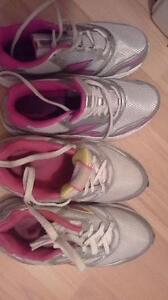two pairs brand new Reebok shoes for youth/women