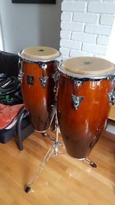LP Conga Set / With Stand