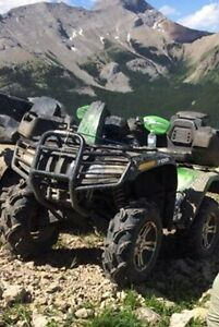2013 Arctic cat MUDPRO limited edition