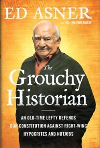 EDWARD ASNER THE GROUCHY HISTORIAN (DEFENDING THE CONSTITUTION)
