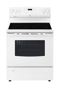 """Kenmore 30"""" self cleaning, ceramic top stove for sale"""
