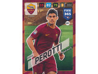 Champions League 17//18 AS Roma Diego Perotti Sticker 226