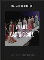 Female and Male model casting