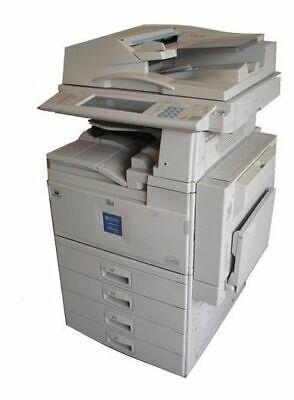 Ricoh Aficio 1045 Black And White Photocopier