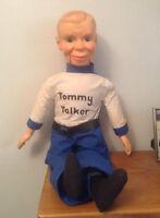 VINTAGE TOMMY TALKER DOLL