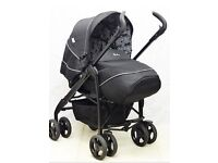 Silver Cross 3D mono dot pram/buggy