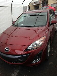 MAZDA 3 Model GS TOIT MAG FULL OPTION