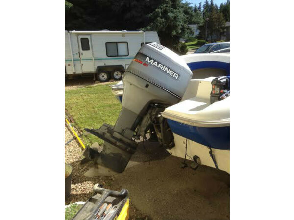 Other 90 hp mariner outboard engine for sale canada for Used 90 hp outboard motors