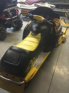 2002 Mach Z Skidoo Crankshop Pipes Windsor Region Ontario image 2