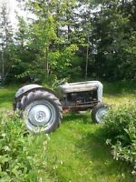 Great Old Tractor for sale! Great collectors piece