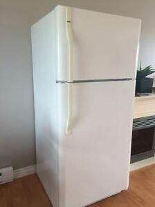"Kenmore fridge 30"" x 66"" (white) - great condition!"
