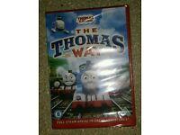 Thomas the Tank Engine DVD's (BNIB)