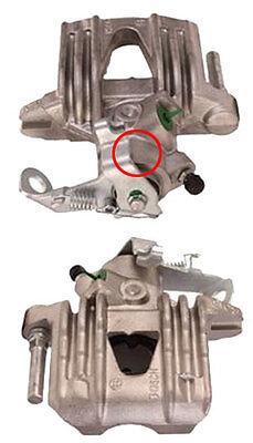 Bosch style rear caliper