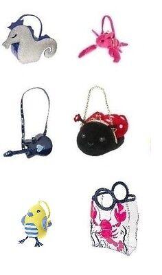 Gymboree girls purse coin purse toy U CHOOSE 2t 3t 4t 5t 6 7 8 NWT