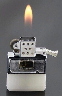 The Worlds Best BUTANE Lighter Insert for ZIPPO / Armor / Most Flip-Top Z Cases