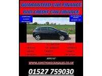 BLACK SEAT LEON 1.6 2006 06 - GUARANTEED CAR FINANCE BAD CAR CREDIT