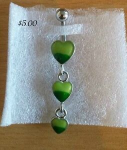 Barbell pour Nombril / Barbell for Navel