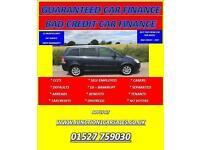 ELITE ZAFIRA 7 SEAT 1.8 VAUXHALL 2010 10 - GUARANTEED CAR FINANCE BAD CAR CREDIT