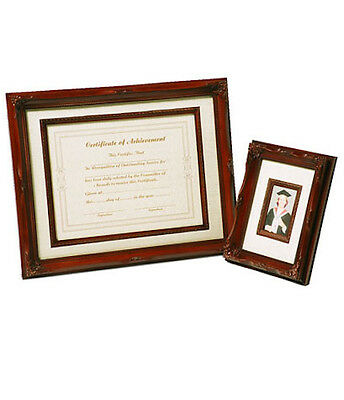 GRADUATION SET Picture Photo Frame - 2 Frames GREAT GIFT